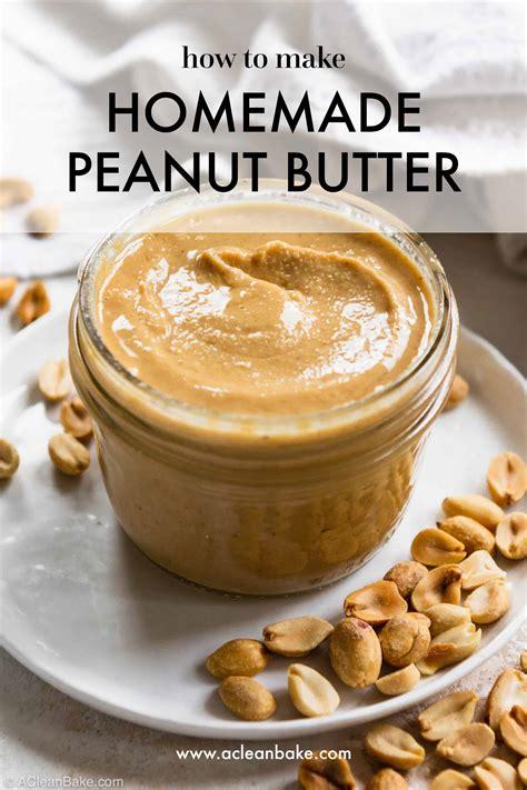 peanut butter    nut  seed butter