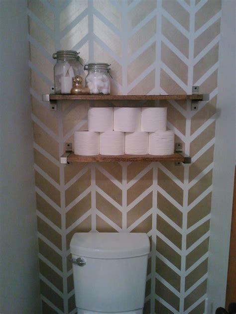 Chevron Bathroom Ideas by Best 25 Chevron Accent Walls Ideas On Chevron
