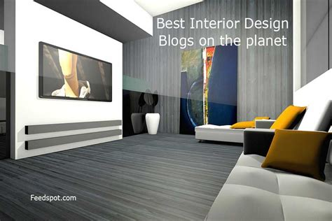 top 100 interior design blogs websites newsletters to