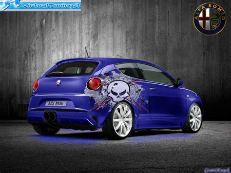 Alfa Romeo Mito Tuning By Grantmaxok On Deviantart