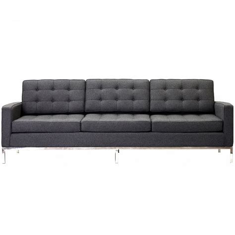 Florence Knoll Sofa Reproduction  Bauhaus Sofa