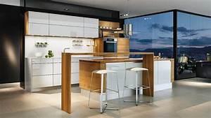 Moderne Küche Deko : moderne k che kirschbaum deko ideen ~ Sanjose-hotels-ca.com Haus und Dekorationen