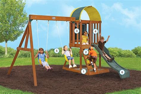 17 Best Images About Backyard Playsets On Pinterest