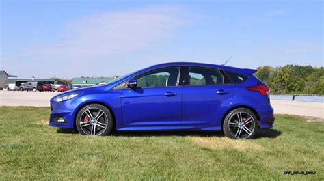 Fort Focus St by 2016 Ford Focus St Kona Blue 48