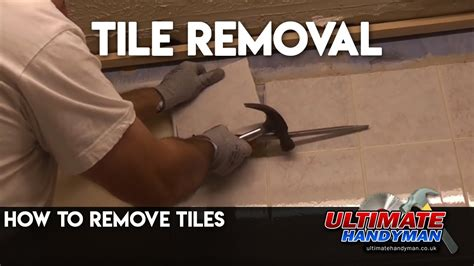 remove tiles youtube