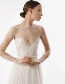 wedding dress with sleeves 30 gorgeous lace sleeve wedding dresses