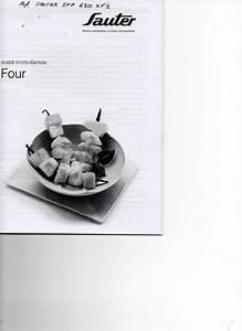 Notice Four Sauter : notice four sauter sfp 630 et pi ces d tach es thermostat grille moteur joint resistance ~ Dallasstarsshop.com Idées de Décoration