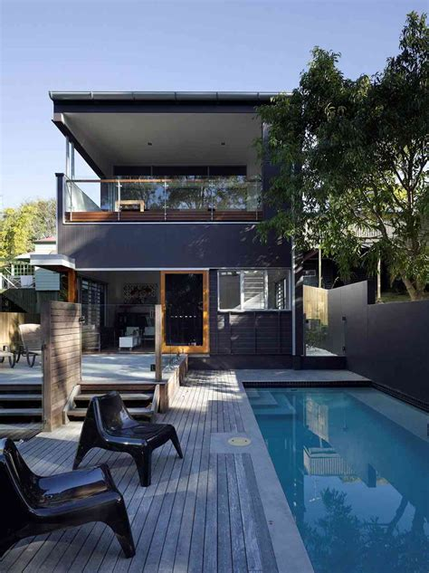 Casa In by Projeto De Casa Em Terreno Estreito Di 225 D 233 Cor