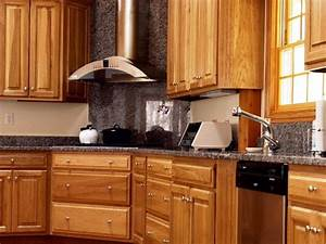 wood kitchen cabinets pictures options tips ideas hgtv With best brand of paint for kitchen cabinets with high end wall art
