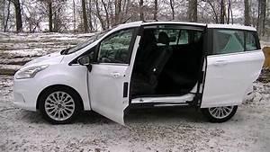 Ford B Max Avis : ford b max youtube ~ Dallasstarsshop.com Idées de Décoration