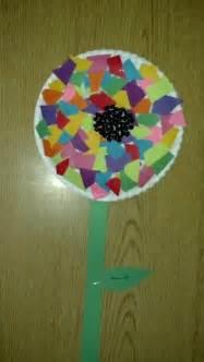 Preschool Spring Craft Activity
