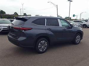 New 2020 Toyota Highlander Xle Sport Utility  42 843 In