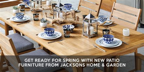 jacksons home and garden kicks the annual dot sale