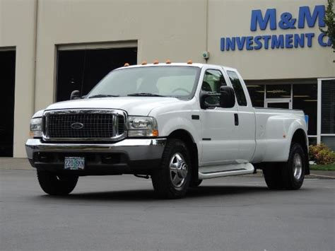 ford   sd dually wd  diesel long bed  speed