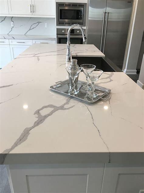 kitchen cabinets with island arizona tile statuario quartz int tile 6473