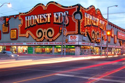 Honest Ed's Is Quirky Kitsch and Odd Beauty in a Toronto ...