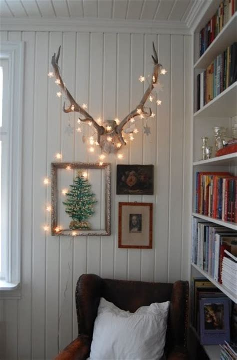 28 String Lights Ideas For Your Holiday Décor  Digsdigs
