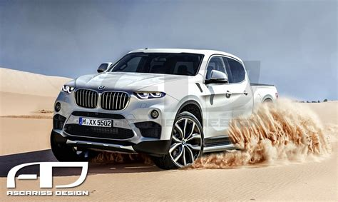 Would You Want To See An X5 Pickup Take On The Mercedes X