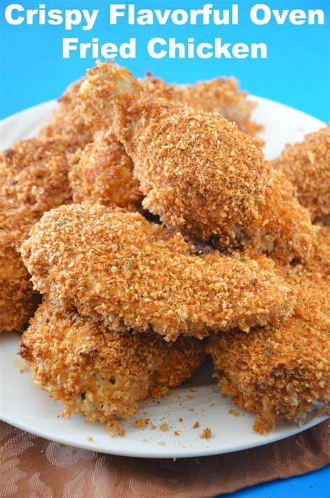 oven fried chicken recipe oven fried chicken recipe dishmaps