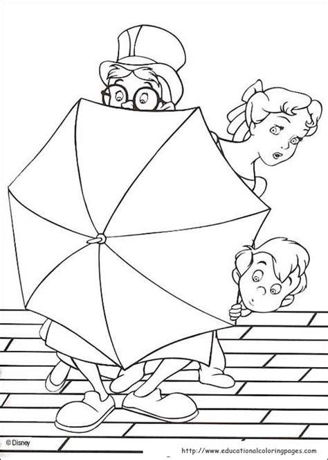 peter pan coloring pages educational fun kids coloring pages  preschool skills worksheets