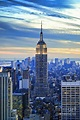 Empire State Building New York City Usa Photograph by ...