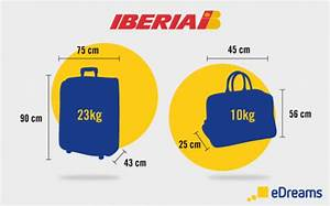 Iberia bagage kg