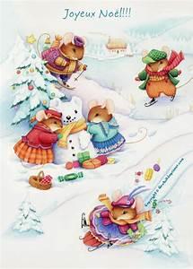 Carte De Voeux Gratuite A Imprimer Personnalisé : carte joyeux noel gratuite a imprimer souris a imprimer pinterest noel ~ Louise-bijoux.com Idées de Décoration