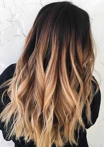10 Gorgeous Blonde and Dark Hair Color Ideas   Hairstyles ...