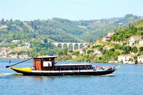 Rabelo Boat Cruise Porto cruise rabelo boat porto pinh 195 o porto douro cruises