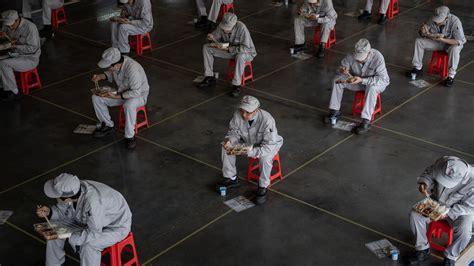 china return  normalcy  keeping  coronavirus