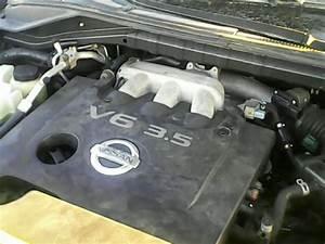Motor 3 5 Nissan Murano 2005