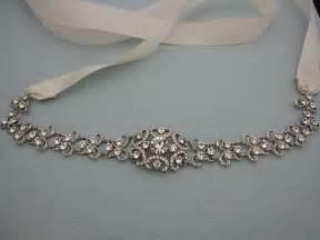 bridesmaid dress belts rhinestone bridal beltbridal sashwedding belts and