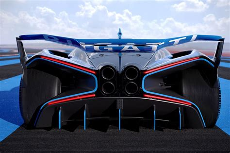 At the moment, the bugatti concept 2020 has a score of eight.6 out of 10, which relies on our analysis of 29 items of research and data. photo BUGATTI BOLIDE 1 850 ch concept-car 2020 - Motorlegend.com