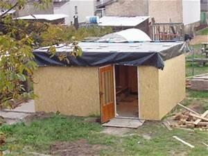 Jak postavit zahradní domek z osb desek