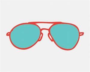 Aviator Sunglasses Clip Art – Cliparts