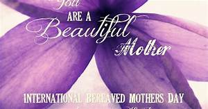 Long Time Coming: International Bereaved Mother's Day