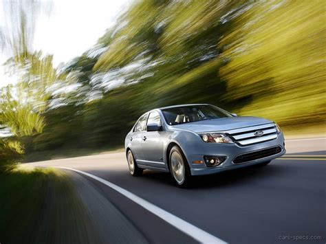 2010 Ford Fusion Hybrid Sedan Specifications, Pictures, Prices
