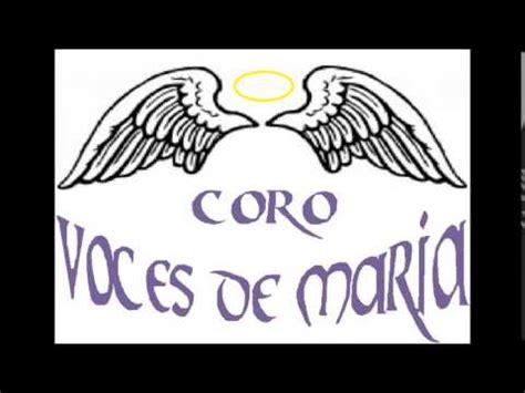 Aleluya Juvenil (Canto para misa) Coro Voces De Maria