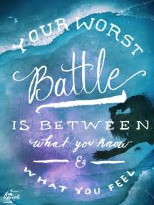 What Is Between You and You Know What Your Feel Worst Battle