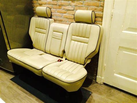 century 21 siege canapé siège arrière de voiture en cuir 21ème catawiki