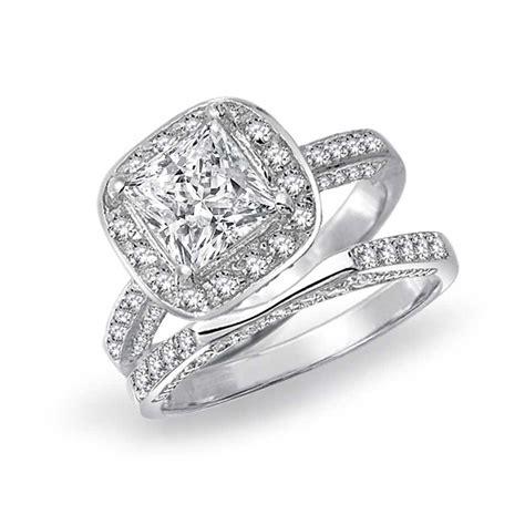 engagement  wedding ring sets   fun