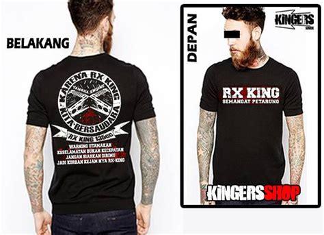 jual beli koas motor rx king baru kaos baju t shirt pria murah