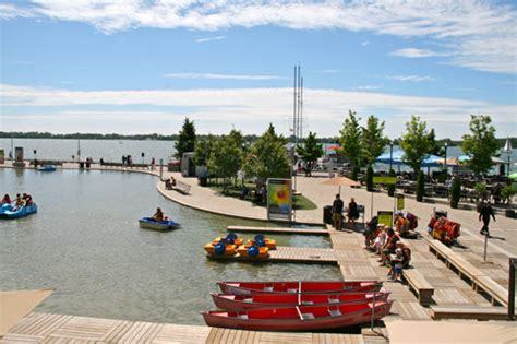 Paddle Boat Rentals Toronto by Toronto Places Cottage At Harbourfront Centre