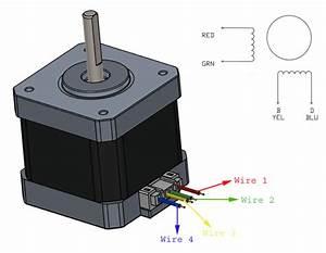 4 Wire Stepper Motor Wiring Diagram