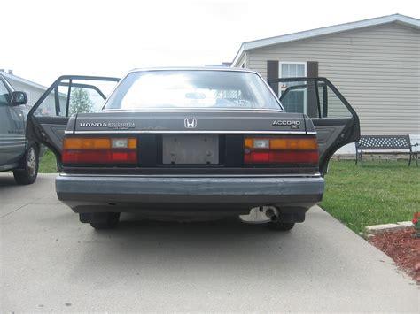 1985 Honda Accord Pictures Cargurus