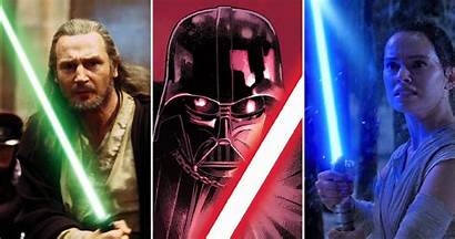 Lightsaber Wars Star Every Powerful Ranking Sabers