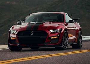 New Ford Mustang Shelby GT500 2020: engine, performance, performance, speed, power, output ...