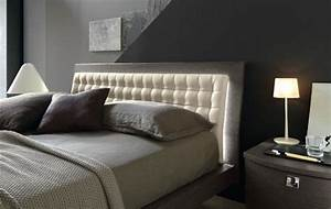 34 gorgeous tufted headboard design ideas With bed back cushion design