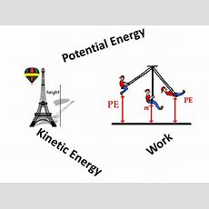 Potential Energy Work Kinetic Energy  Ppt Video Online