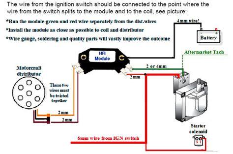 Gm Hei Module Wiring by Tfi Hei Hybrid Jeepforum